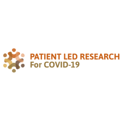 Patient Led Research for COVID-19 Logo