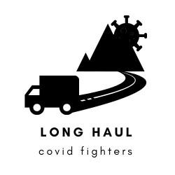 Long Haul COVID Fighters Logo